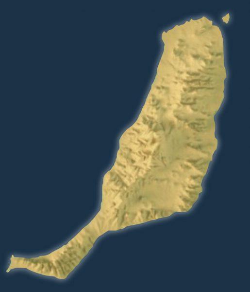 Fuerteventura Insel - Homepage mit struktur 2019