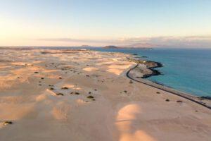 Corralejo Dunes - Los Lobos - Lanzarote