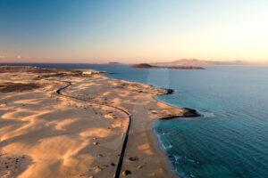 Corralejo Dunes - Los Lobos - Lanzarote 2