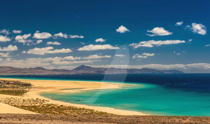 Playa de la Barca - Risco del Paso - Playa Sotavento