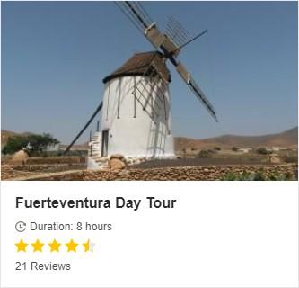Tagestour Fuerteventura